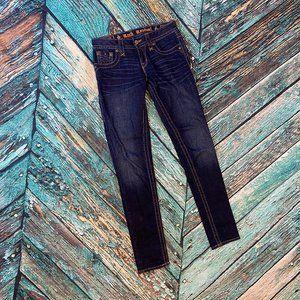 Rock Revival Jessica Skinny Jeans 26